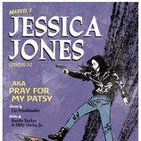 Capítulo 12 de la segunda temporada de 'Jessica Jones' como si fuera un cómic