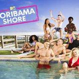 Todos los participantes en la imagen promocional de 'Floribama Shore'