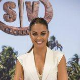 Lara Álvarez, parte del equipo de 'Supervivientes 2018'