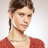 Imagen promocional de Beren Saat, protagonista de la telenovela turca 'Fatmagül'