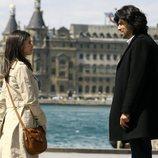 Fatmagül y Kerim recorren juntos Estambul en la primera temporada de 'Fatmagül'