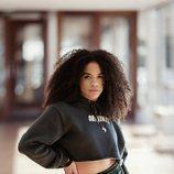 Saydi Lubanzadio, concursante de 'Fama, a bailar'