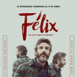 Leonardo Sbaraglia protagoniza 'Félix', una serie original de Movistar+