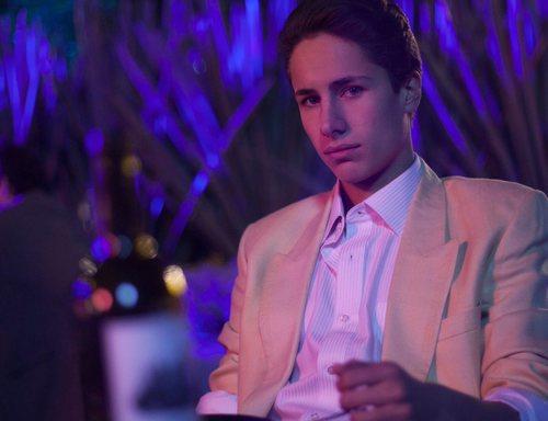 El influencer Juan Pablo Zurita es Álex en 'Luis Miguel: La Serie'