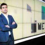 Adrián Cordero, presentador de 'laSexta Meteo'