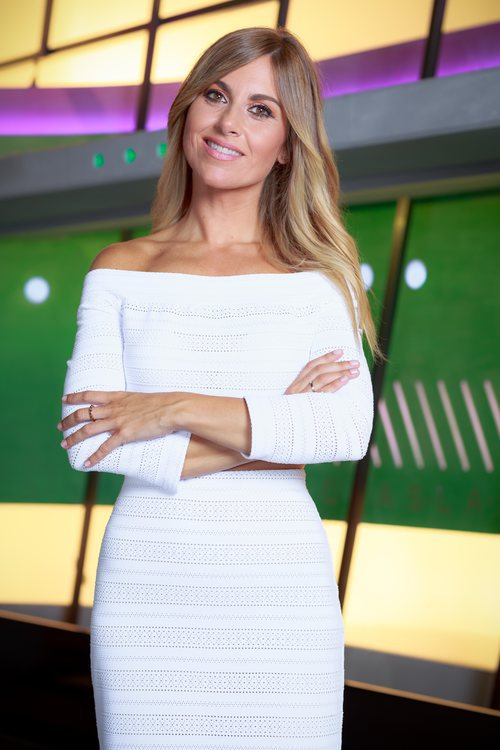 Susana Guasch, presentadora de 'laSexta deportes'