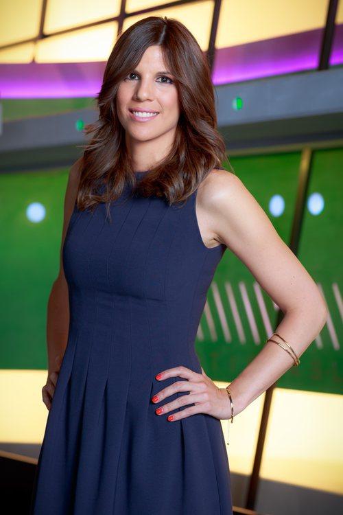 Carlota Reig, presentadora de 'laSexta deportes'