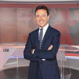 Matías Prats, presentador de 'Antena 3 Noticias fin de semana'