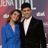 Amaia y Alfred, finalistas de 'OT 2017', en los Premios Dial 2018