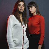 Aitana y Ana Guerra, finalistas de 'OT 2017', promocionan