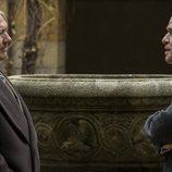 Antonio Banderas y T. R. Knight en la segunda temporada de 'Genius'