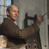 Antonio Banderas pintando como Picasso en 'Genius'