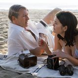 Picasso y su amante, Dora Maar, en la playa en la segunda temporada de 'Genius'