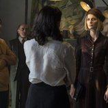 Antonio Banderas y Poppy Delevingne en la segunda temporada de 'Genius'