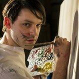 Alex Rich como Picasso en la imagen promocional de 'Genius'