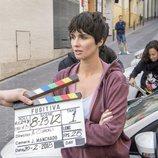 Primer plano de Paz Vega como Magda en 'Fugitiva'