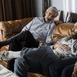 Antonio Alcántara y Carlos, juntos en el noveno episodio de la temporada 19 de 'Cuéntame cómo pasó'