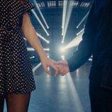 Alfred y Amaia, de la mano en 'Fama a bailar'