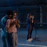 """Amaia y Alfred cantando """"Tu canción"""" en compañía de los concursantes de 'Fama a bailar'"""
