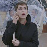 Carmen en el primer capítulo de la cuarta temporada de 'Allí abajo'