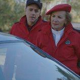 Julen y Rosa Mari en el primer capítulo de la cuarta temporada de 'Allí abajo'