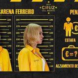 Ficha policial de Maca en 'Vis a vis'
