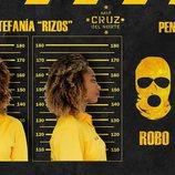 Ficha policial de Rizos en 'Vis a vis'