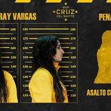 Ficha policial de Saray en 'Vis a vis'