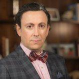 Cristóbal Benjumea posa para la cuarta temporada de 'Allí abajo'