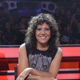Rosana posa como asesora de Las Batallas de 'La Voz Kids 4'