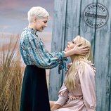 Michelle Williams y Busy Phillips eran Jen Lindley y Audrey Liddell en 'Dawson crece'