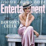 Katie Holmes en la portada especial de la reunión de 'Dawson crece'