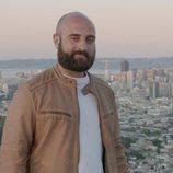 Pedro Mardones, de 'Viajeros Cuatro', en Sillicon Valley