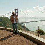 Pedro Mardones en el puente de San Francisco en 'Viajeros Cuatro'