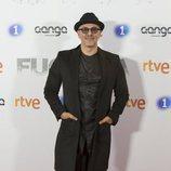 Roberto Álamo posa en la premiere de 'Fugitiva'