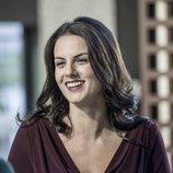 Melina Matthews se mete en la piel de Isabel en 'Fugitiva'