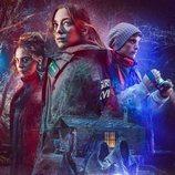 Cartel de 'El punto frío', la nueva serie de terror de Playz
