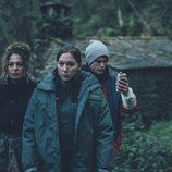 Lola Baldrich, Natalia Rodríguez y David Solans protagonizan 'El punto frío'