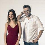 Antonio Jimeno y Ares Teixidó en imágenes promocionales de 'Hazlo por mil'