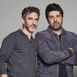 Leonardo Sbaraglia y Cesc Gay en las imágenes promocionales de 'Félix'