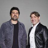 Cesc Gay y Pere Arquillué, director y protagonista de 'Félix'