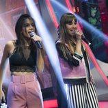 Ana Guerra y Aitana cantan