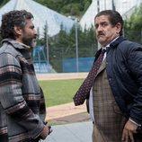 Leonardo Sbaraglia y Pedro Casablanc en 'Félix'