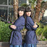 Alejandra Lorente y Sabrina Praga, protagonistas de 'Almas gemelas' en Telecinco