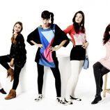 Las chicas de 'HKM'