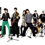 Grupo de música de 'HKM'