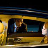 Cata, abatida en un taxi