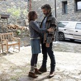 Irene Montalá y Leonardo Sbaraglia en 'Félix'