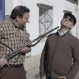 José Mota en la piel del influencer rural Jacintus en 'José Mota presenta...'