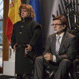 José Mota hace un crossover de Rajoy y 'Juego de Tronos' en 'José Mota presenta...'